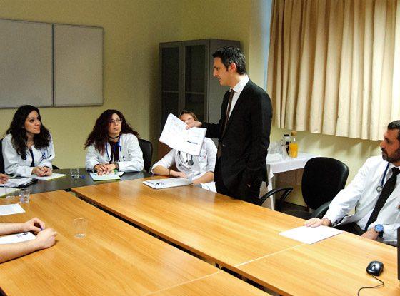 Ευρωπαϊκό Πανεπιστήμιο Κύπρου - η υγεία της καρδιάς